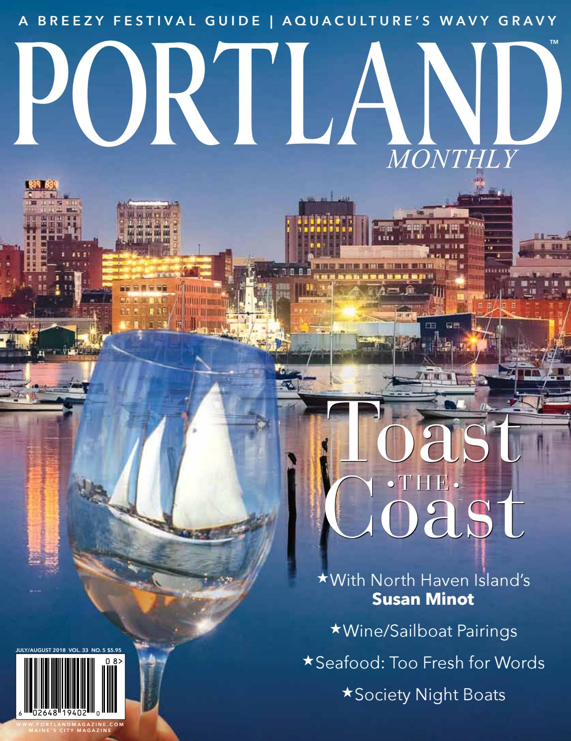 foto de Portland Monthly Magazine July/August 2018 by ...