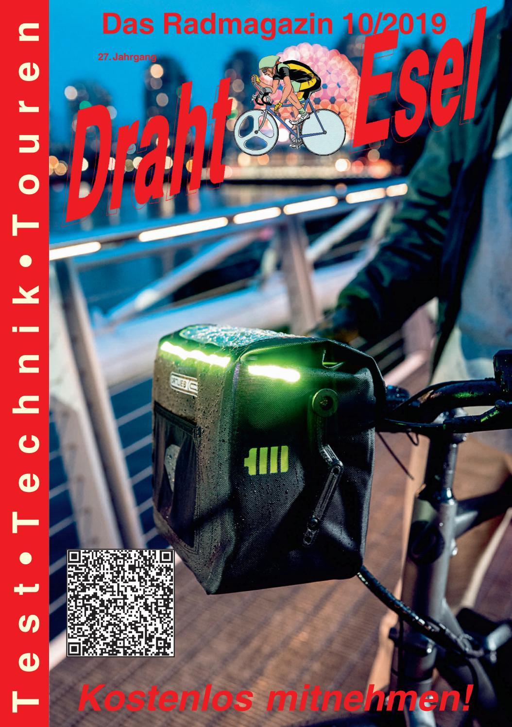 DrahtEsel 10.2019 Das Radmagazin by Humburg Media Group