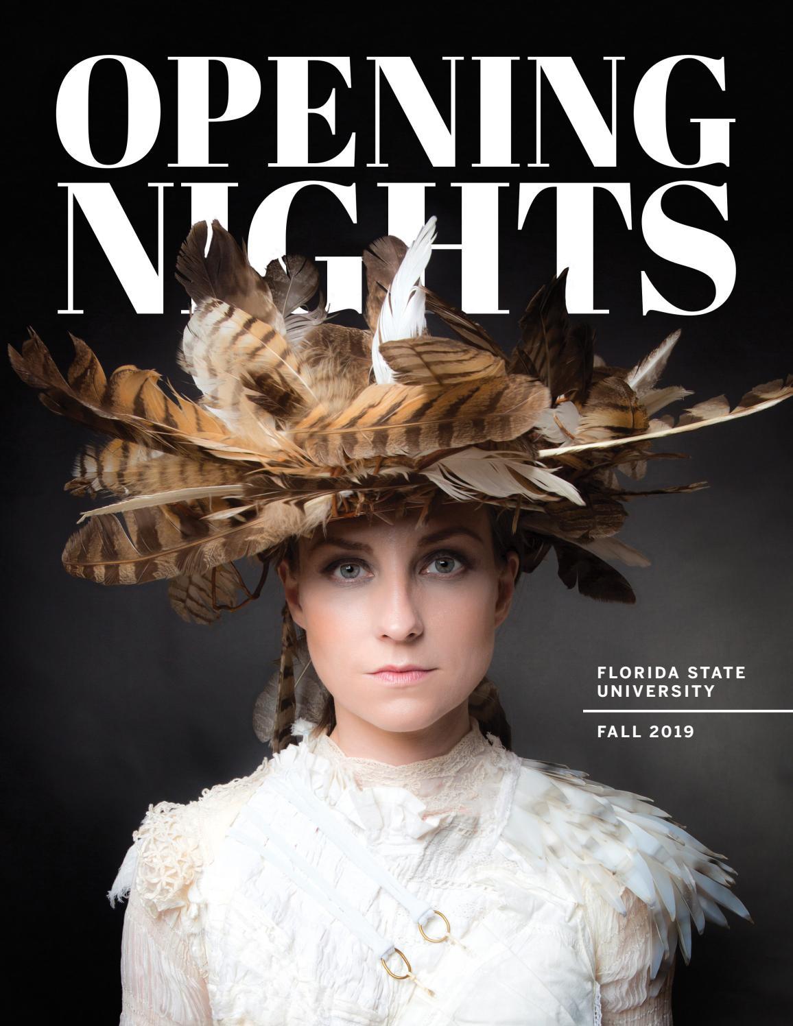 Opening Nights 2019 Fall Program By Opening Nights Issuu