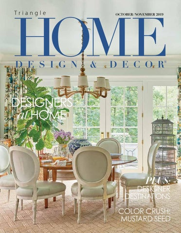 Remarkable Hdd Triangle Oct Nov 2019 By Home Design Decor Magazine Ocoug Best Dining Table And Chair Ideas Images Ocougorg