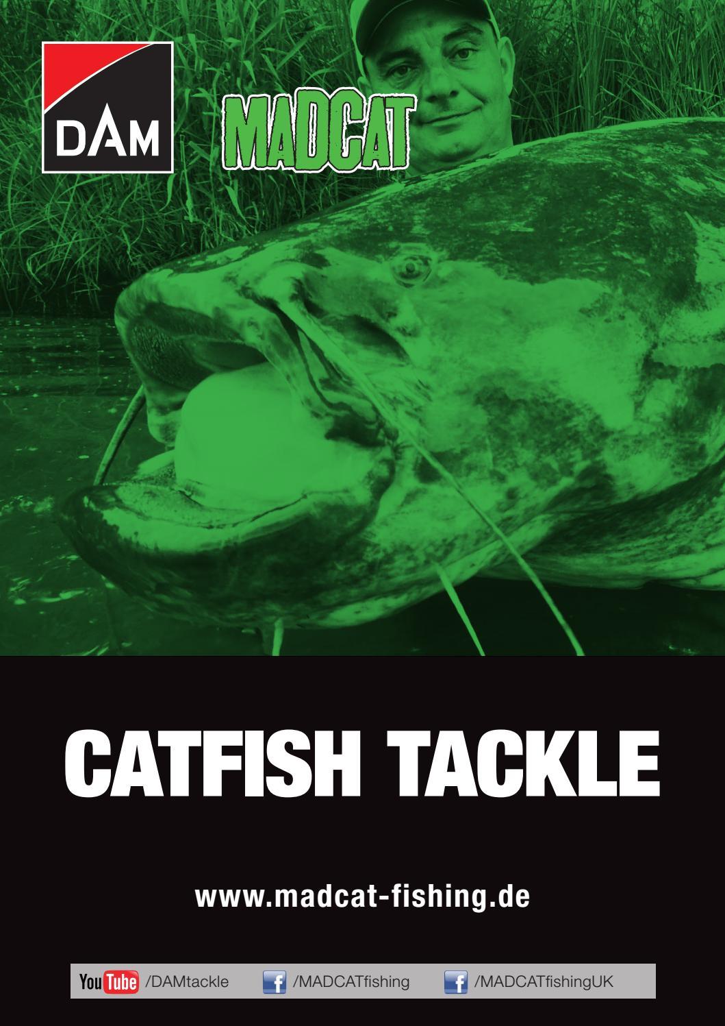 MAD Cat A-Static Classic Catfish Hook Gr 6//0