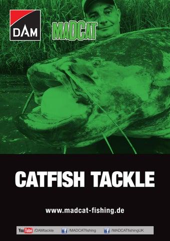 D.A.M Madcat A-Static Classic Catfish Hooks Ultra-sharp