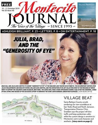 Julia Brad And The Generosity Of Eye By Montecito Journal Issuu
