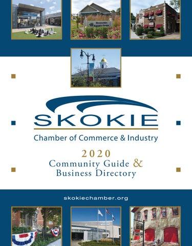 Skokie PublicationsLlc By Town Community Square Il Profile yYf76bg