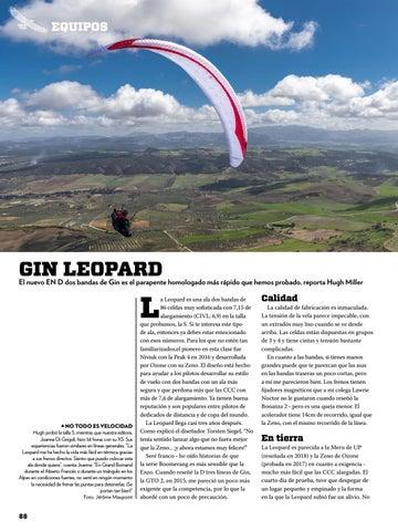 Page 88 of Reseña: Gin Leopard (EN D)