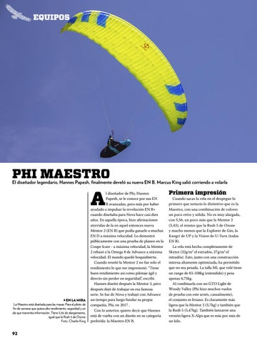 Page 92 of Reseña: Phi Maestro (EN B)