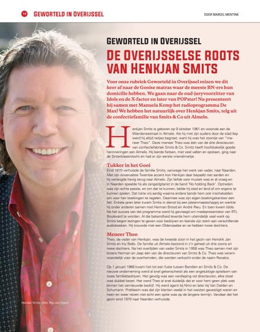 Page 14 of De Overijsselse roots van Henkjan Smits