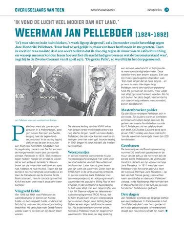 Page 23 of Overijsselaars van toen - weerman Jan Pelleboer