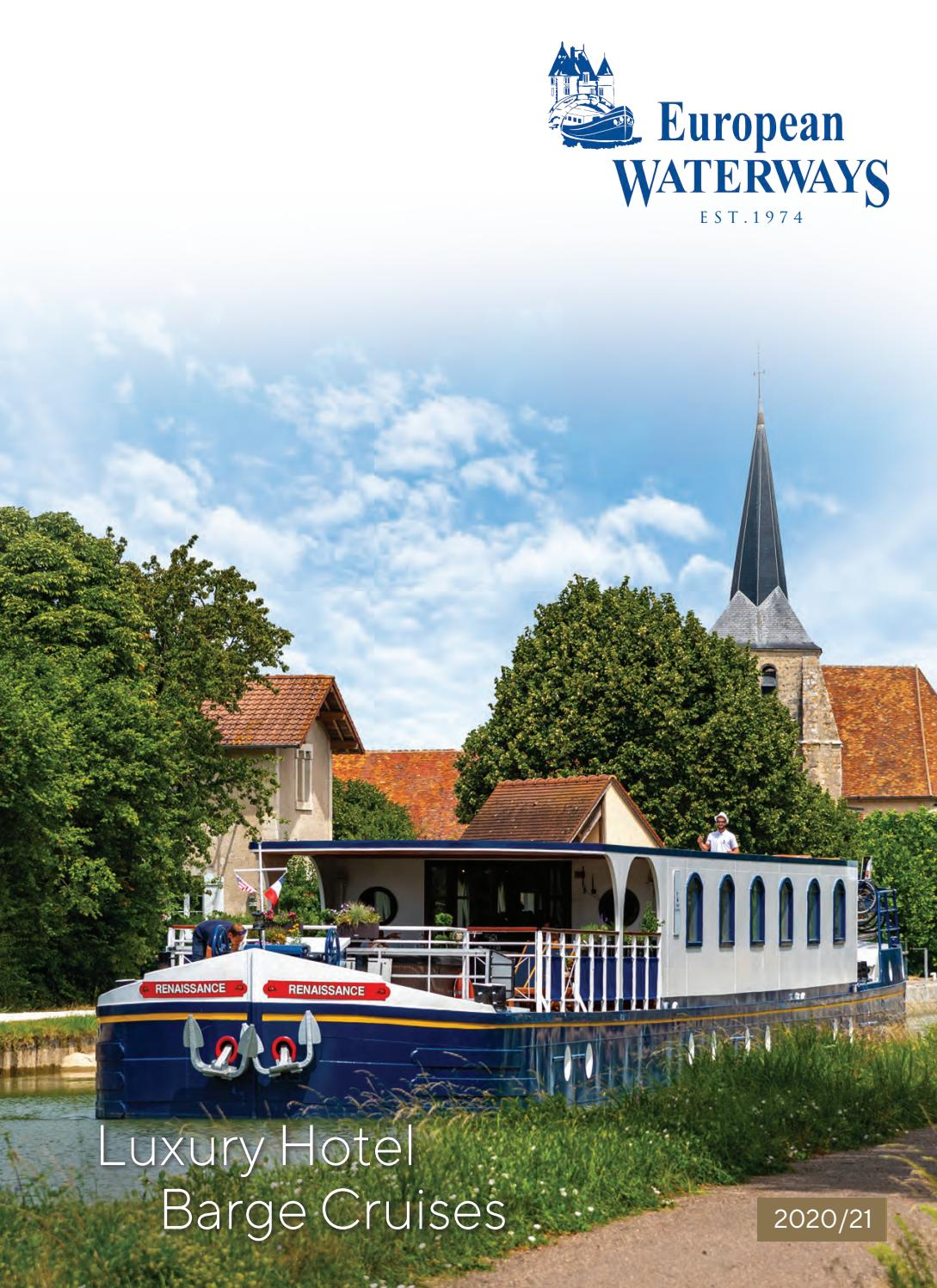 Maison Et Spa Coulommiers european waterways 2019/20 brochure - agentseuropean