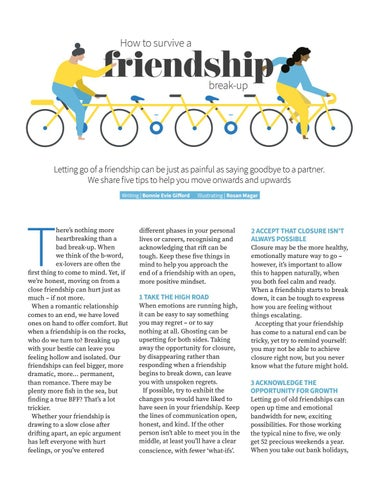 Page 26 of How to survive a friendship break-up