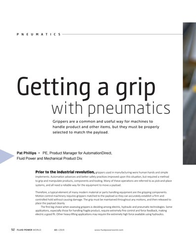 Page 54 of Getting a grip with pneumatics