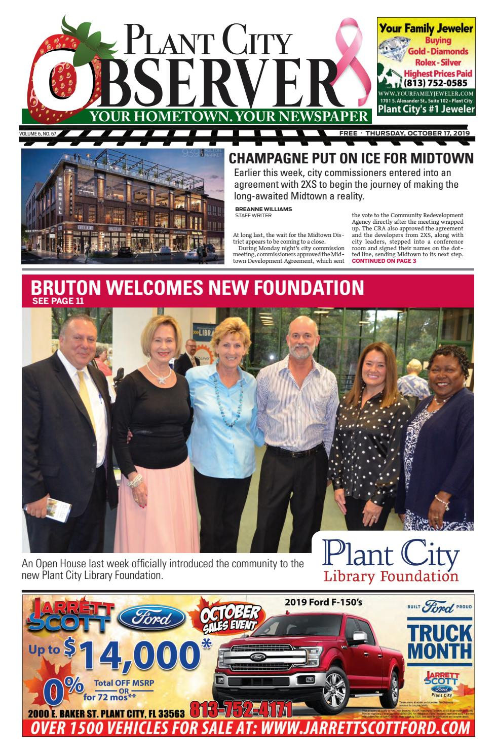 10.17.19 PLCO by Plant City Observer issuu