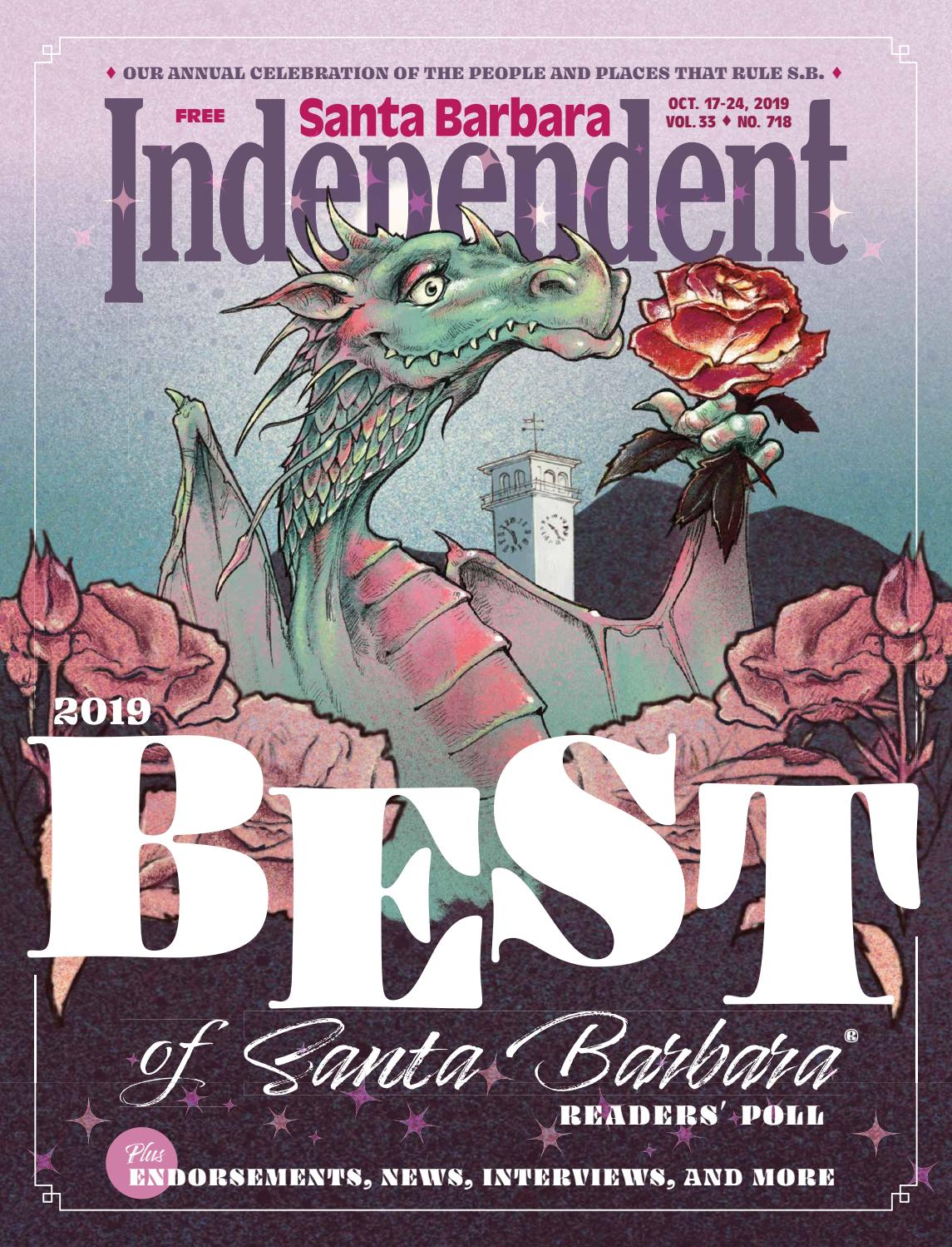 Santa Barbara Independent 10 17 19 By Sb Independent Issuu