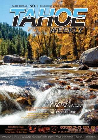 October 17 To 30 2019 By Tahoe Weekly Issuu