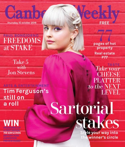 10 October 2019 by Canberra Weekly Magazine issuu