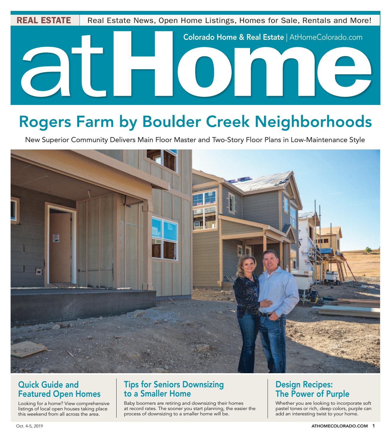 At Home Colorado : Boulder County Edition by Prairie Mountain Media - issuu