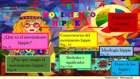 Movimiento Hippie By Graciela Gonzalez Vargas Issuu