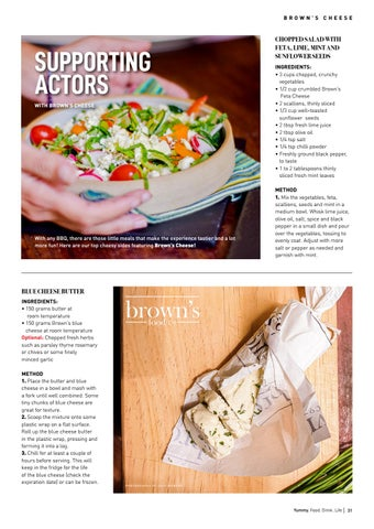 Page 31 of Brown's Cheese Supporting Actors