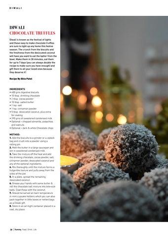 Page 38 of Diwali Chocolate Truffles