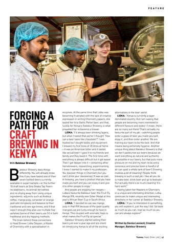 Page 41 of Forging a Path for Craft Brewing in Kenya