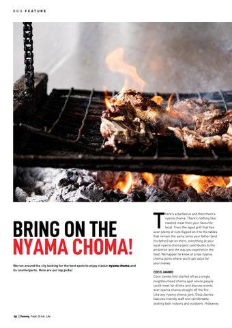 Page 50 of Bring On The Nyama Choma!