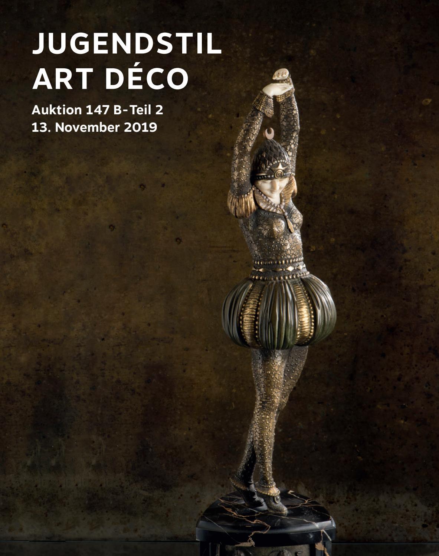 Auction 147B Part II | Art Nouveau Art Deco | Quittenbaum