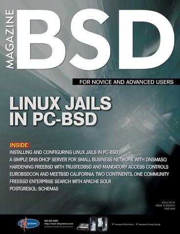 BSD Magazine 2012 12 by George Radev issuu