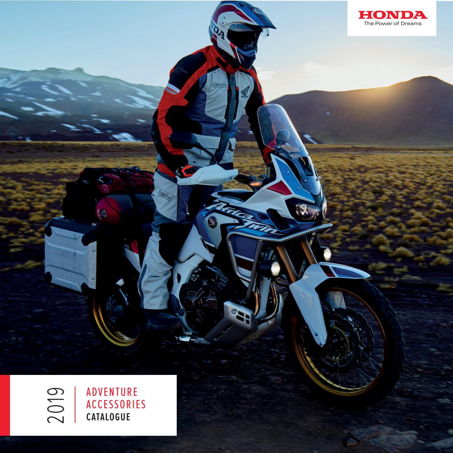 Genuine Honda Outdoor Cover L 08P34-BC2-801