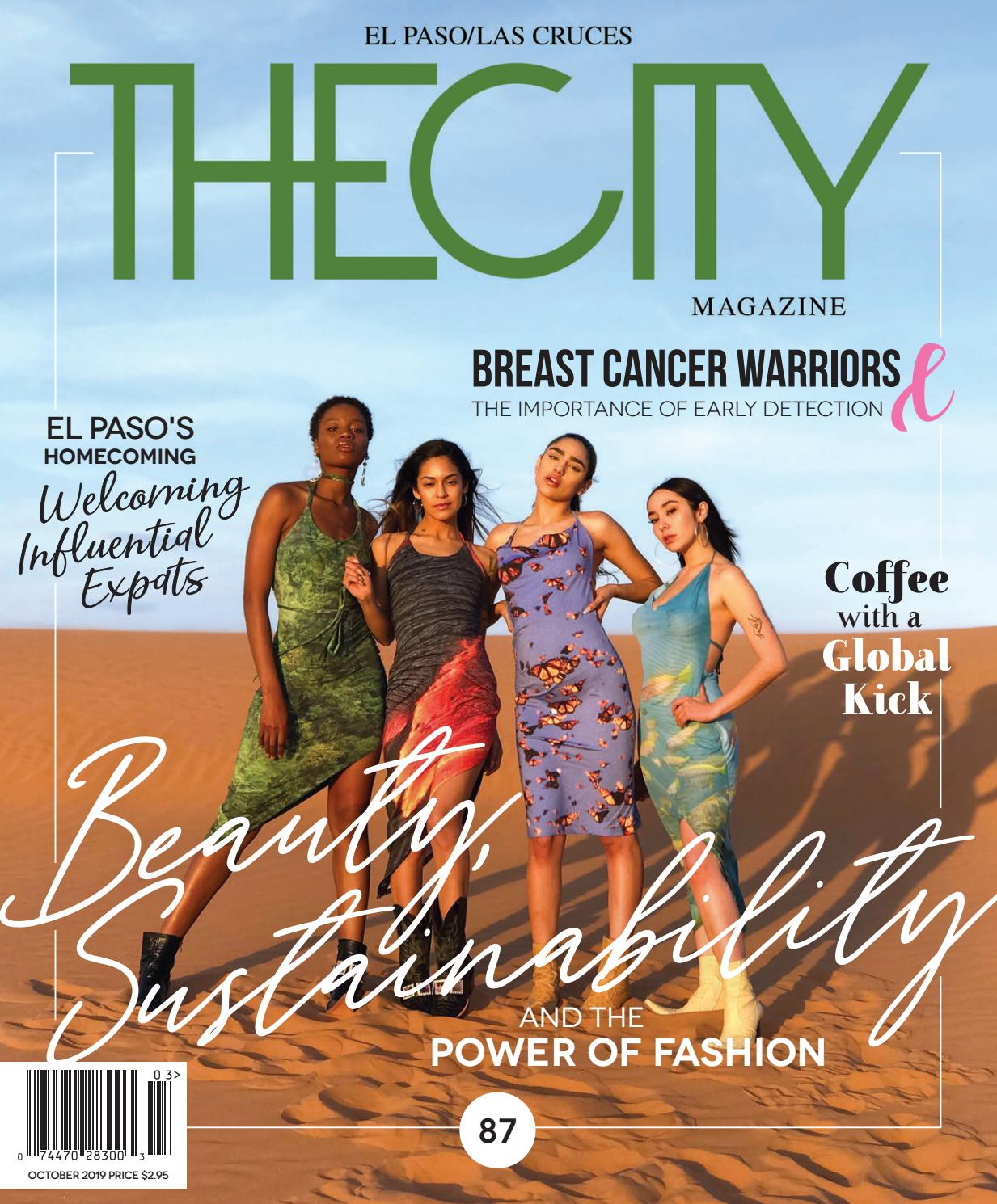 The City Magazine El Paso October 2019 By Thecity Magazine El Paso Las Cruces Issuu