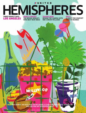 United Airlines Hemispheres Magazine October 2010 by Ahmed ... on