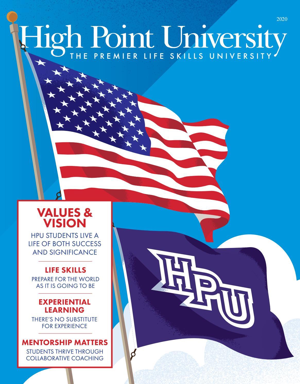 Hpu Fall 2019 Magazine By High Point University Issuu
