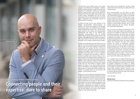Page 18 of Connecting peaople and their expertise: dare to share