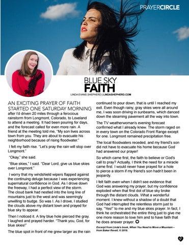 Page 37 of Blue Sky Faith by Linda Evans Shepherd