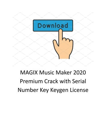 music maker 2020 keygen