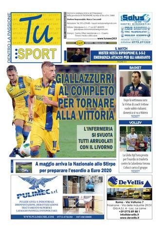 TU SPORT N. 199 by tusport.redazione issuu
