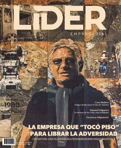 Líder Empresarial Zacatecas No. 1