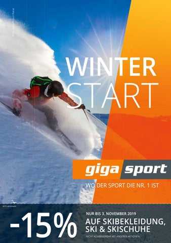 Best of Gigasport HW19 by Gigasport issuu
