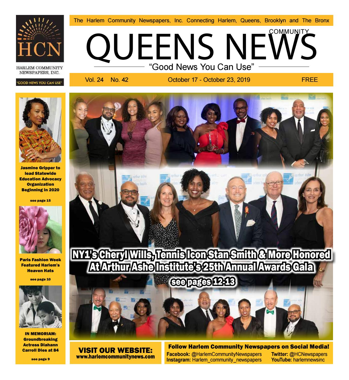 2020 Career And Resource Fair In Harlem.Queens Community Newspapers October 17 2019 By Mike Kurov
