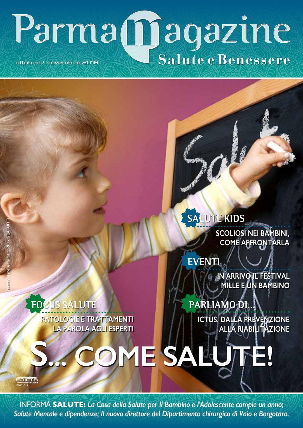 Parma Magazine Salute E Benessere N 13 By Edicta Issuu