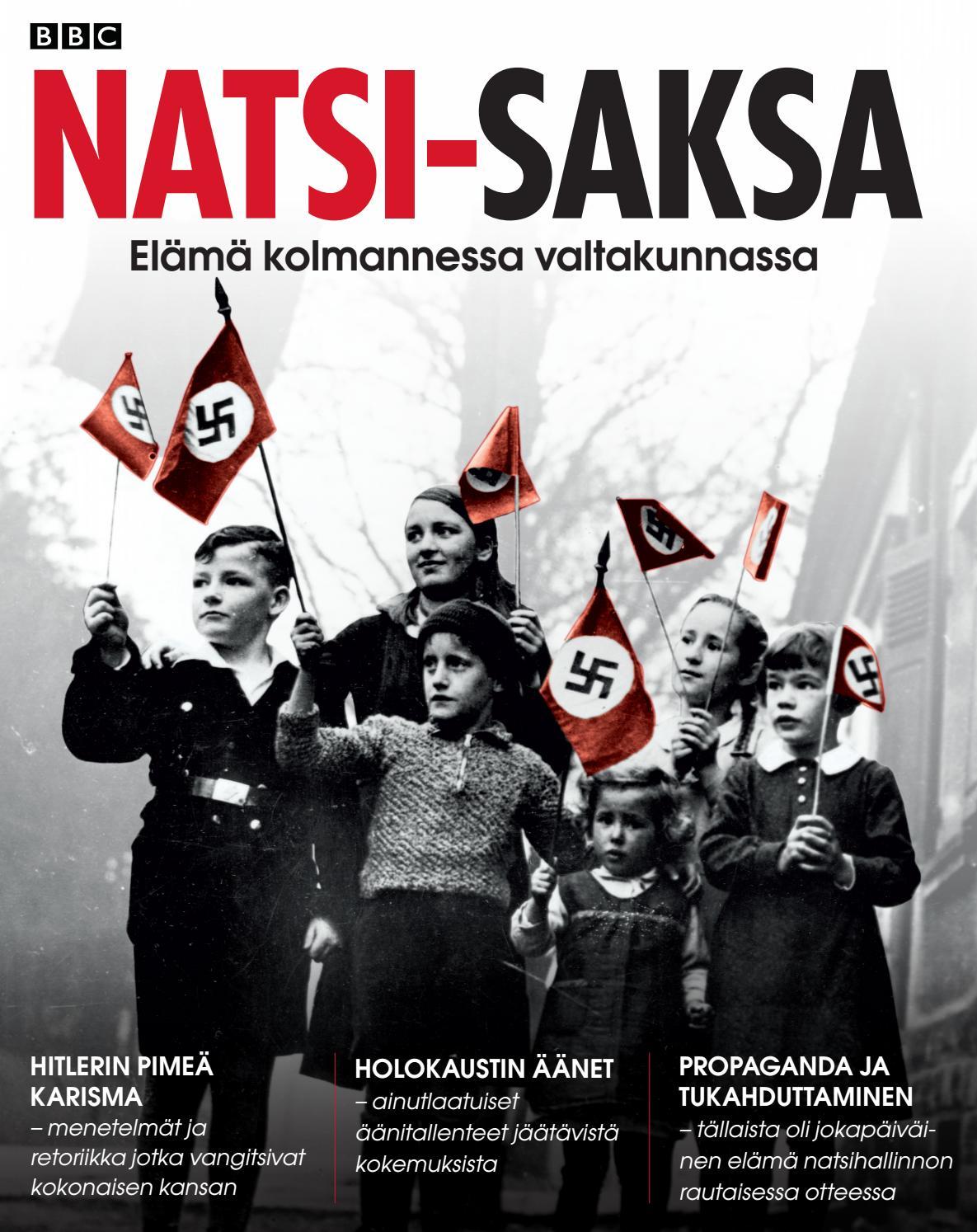 Natsi Saksa Elama Kolmannessa Valtakunnassa By Orage Issuu