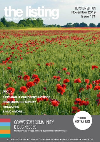 The Listing Royston November 2019 By The Listing Issuu