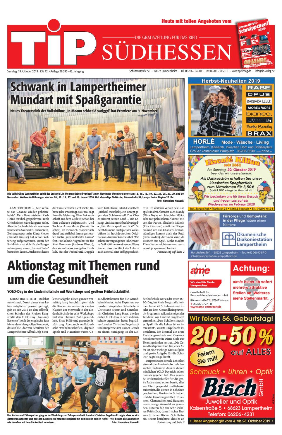 TIP42sa19 by Tip Verlag issuu