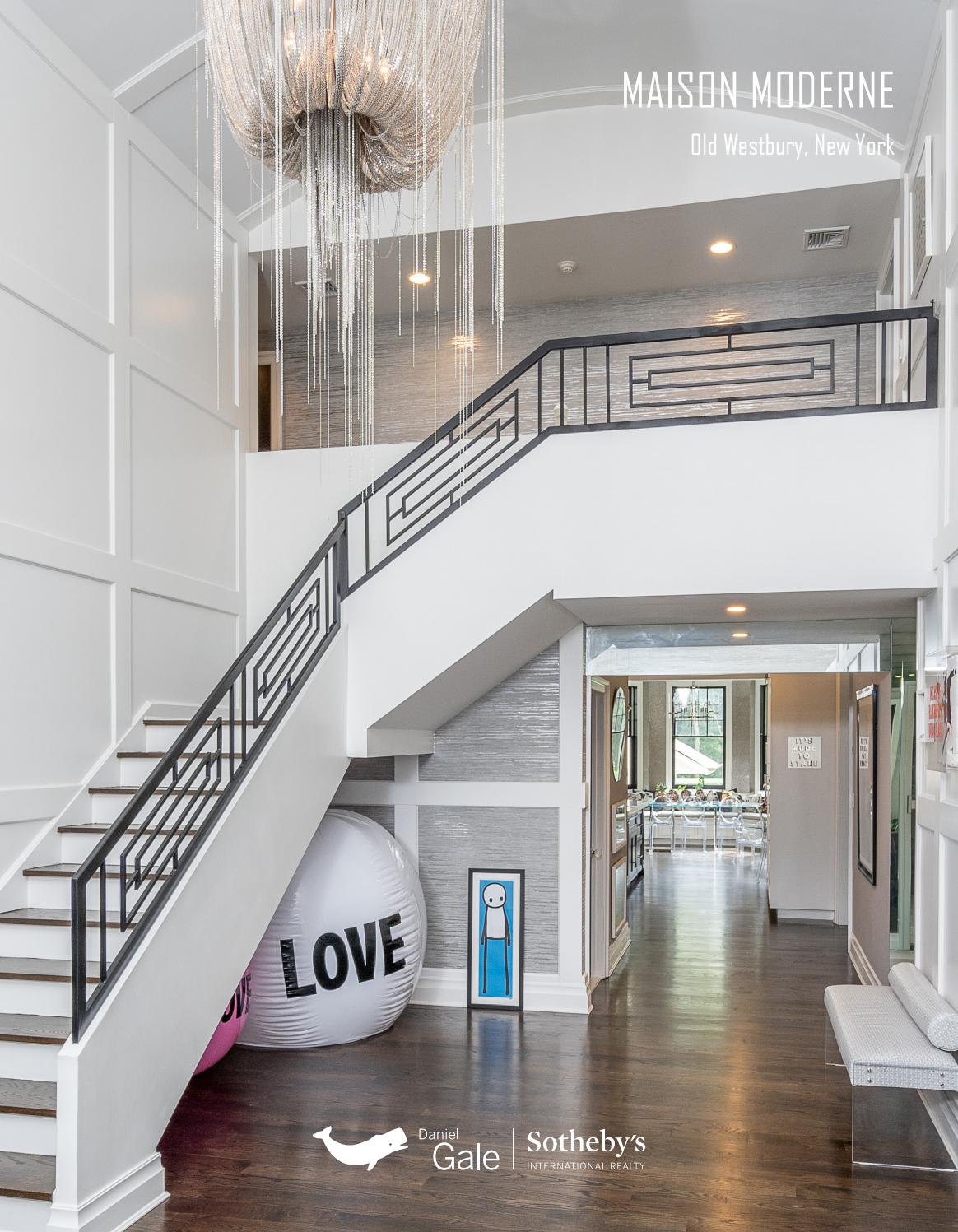Image De Maison Moderne maison moderne - old westbury, new yorkdaniel gale