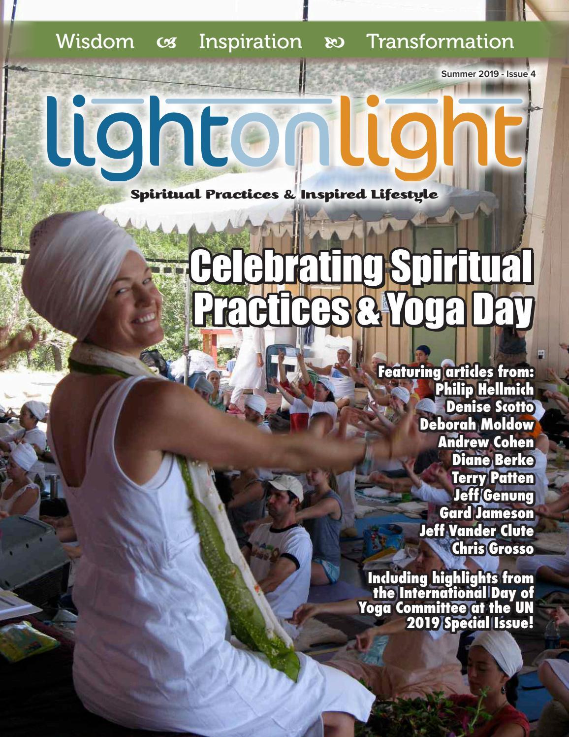 Light On Light Magazine Issue 4 By Light On Light Issuu