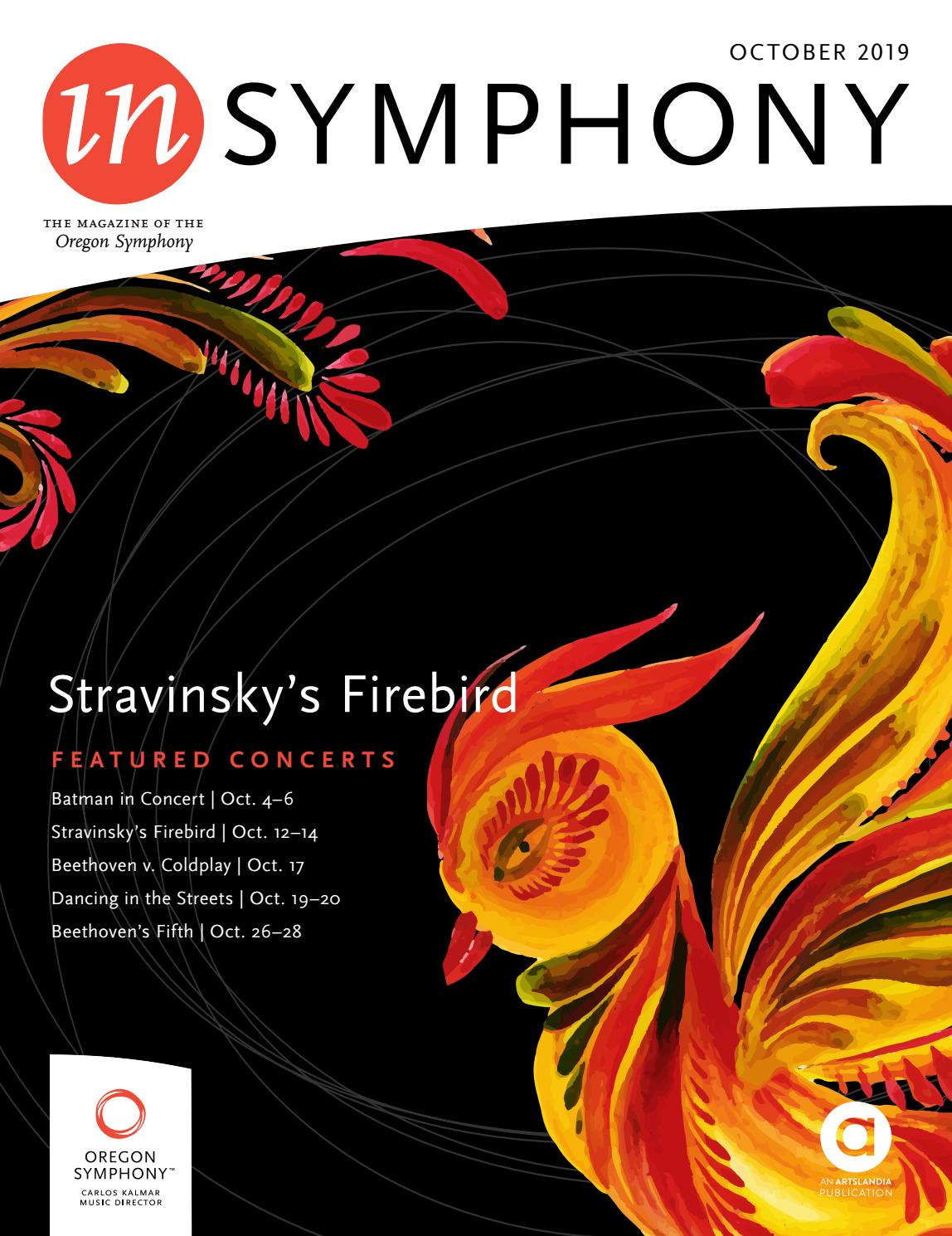 Insymphony October 2019 By Artslandia Issuu The buzz on maggie on wn network delivers the latest videos and editable pages for news & events, including entertainment, music, sports, science and more, sign up and share your playlists. insymphony october 2019 by artslandia