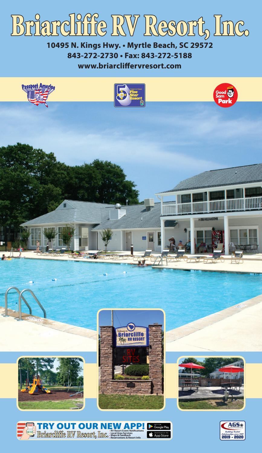 Briarcliffe Rv Resort By Ags Texas Advertising Issuu