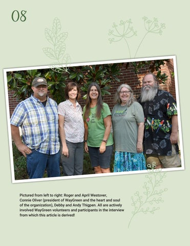 Page 8 of WayGreen: growing a healthier community