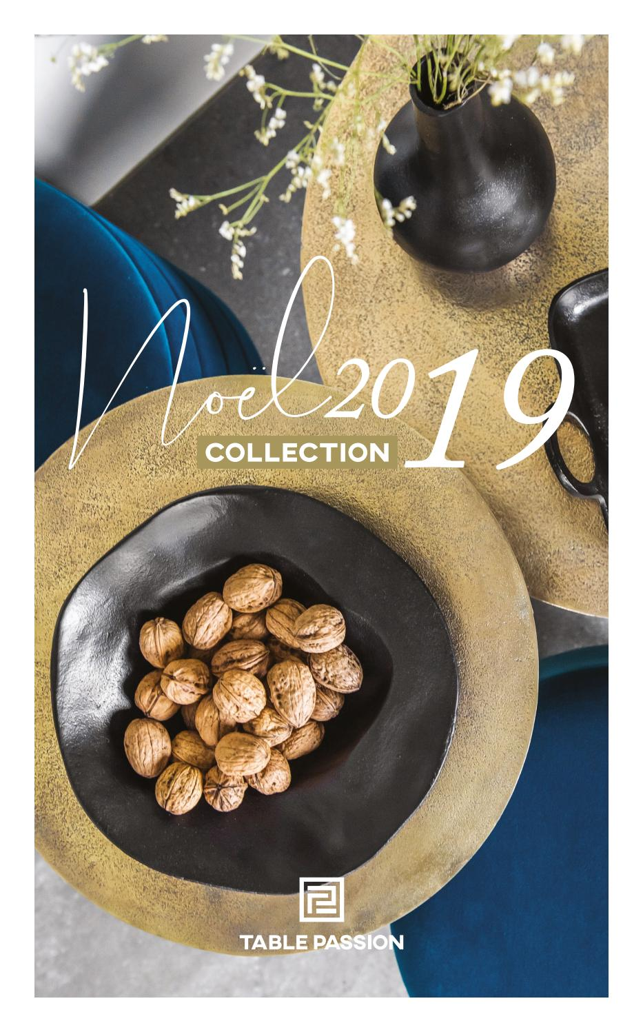 Catalogue Table Passion Noel 2019 By Bastide Diffusion Issuu