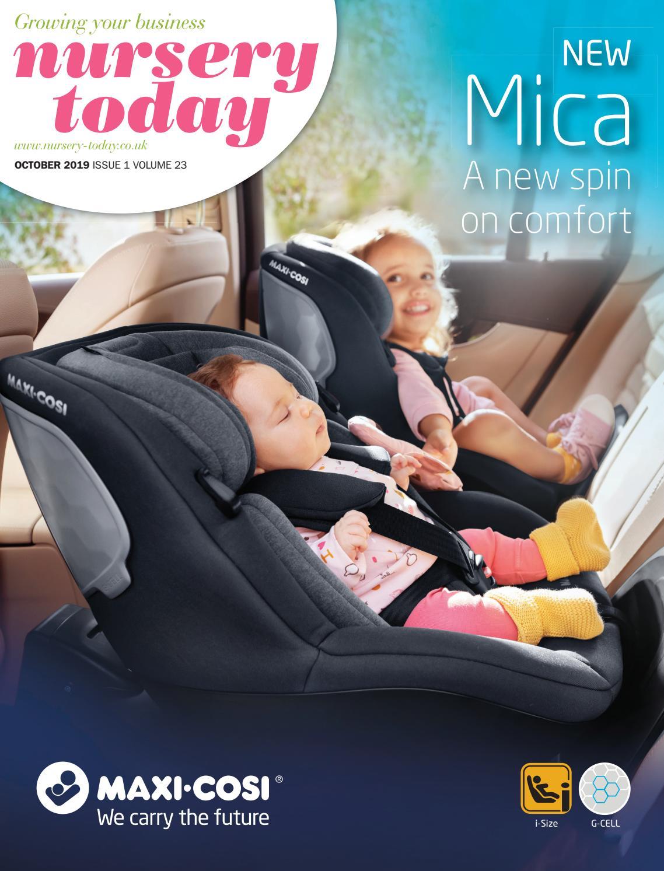 Clippasafe Baby Neck Pillow Support Head Car Seat Travel Newborn 0-6 Months