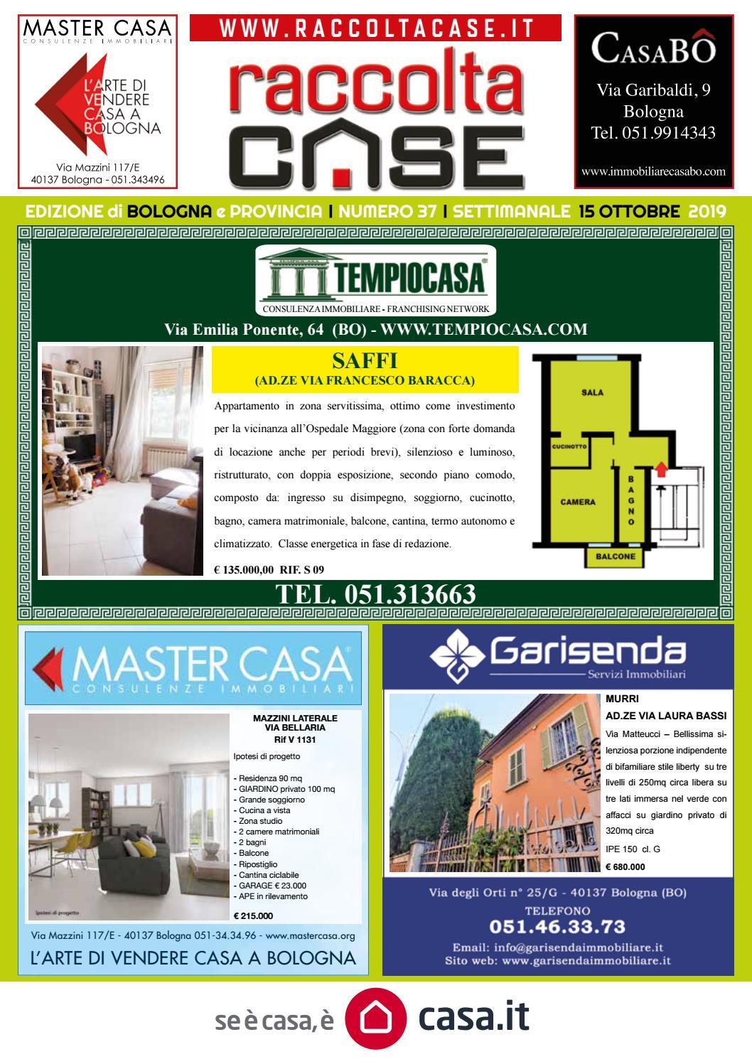 Spazio Vitale Studio Immobiliare raccoltacase bologna 37 - 2019 by publidok s.r.l. - issuu